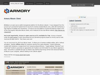 Armory - Simple. Secure. Solid.