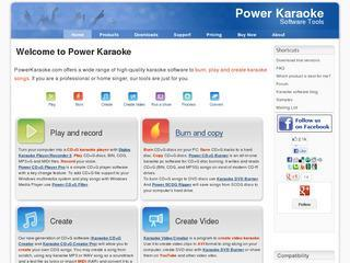 Power Karaoke Creator