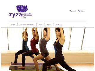 Zyza Yoga Clothing